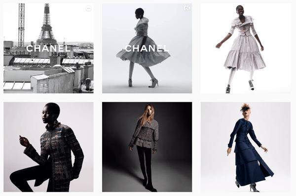 Chanel Instagram