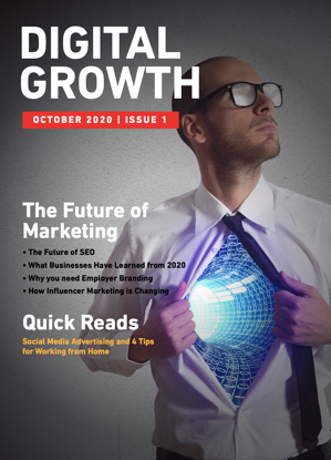 Digital Growth Magazine - Download your FREE copy