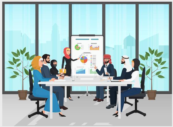 arabic agency hubspot