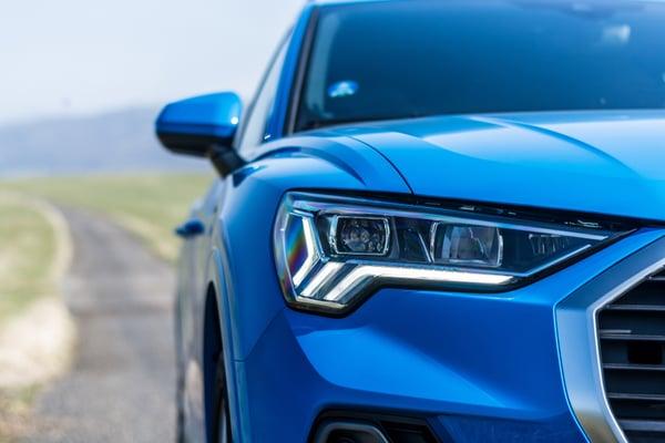 automotive company social media