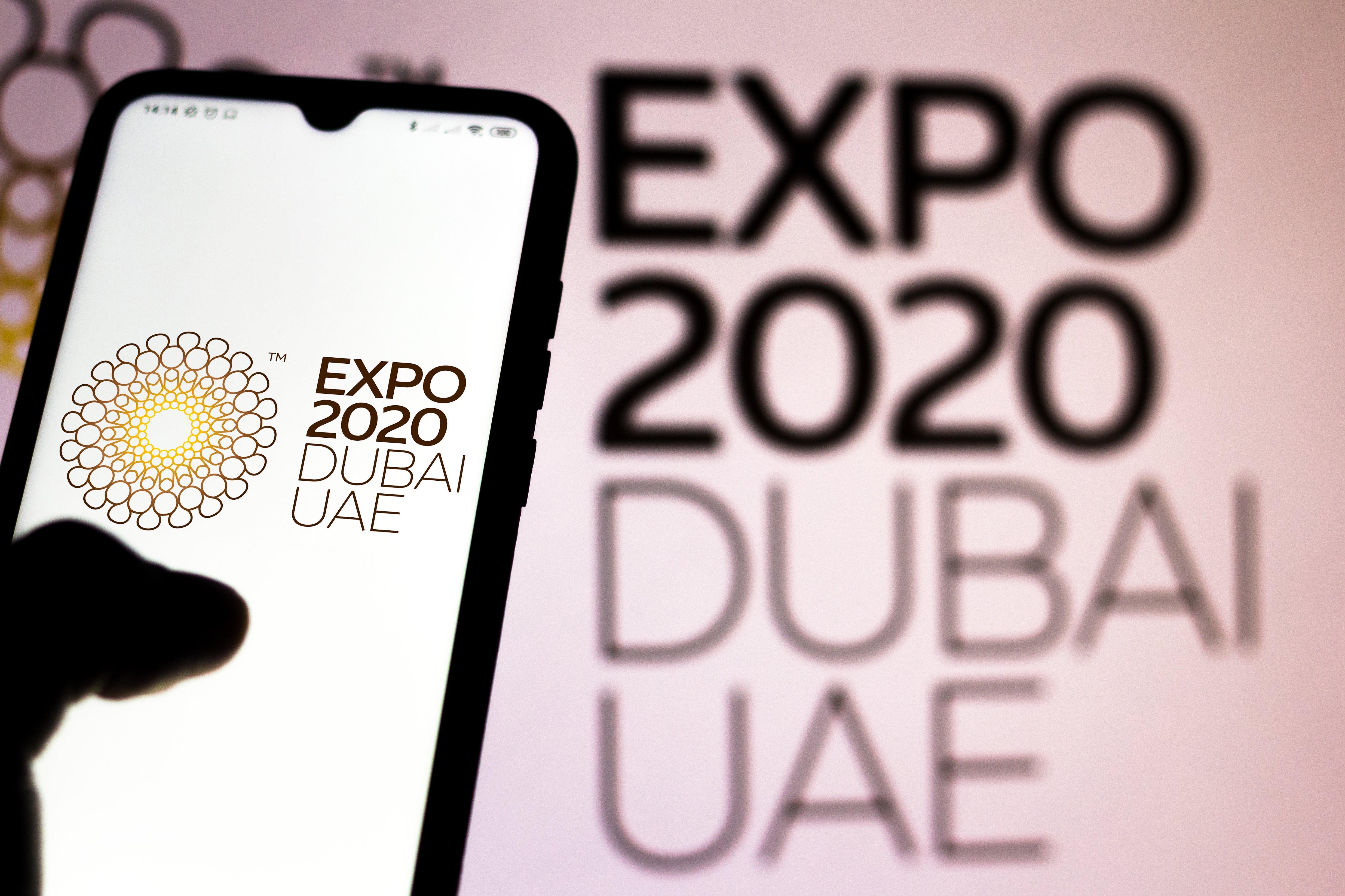 expo 2020 dubai social media marketing