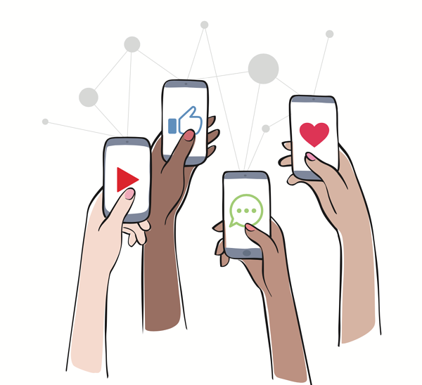 new social media platforms 2021