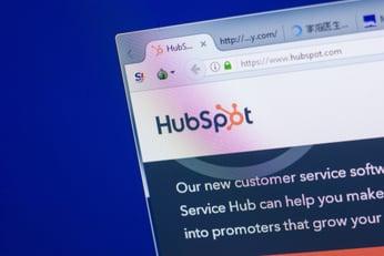 Hubspot v Salesforce