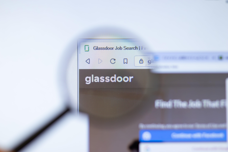 take glassdoor reviews seriously