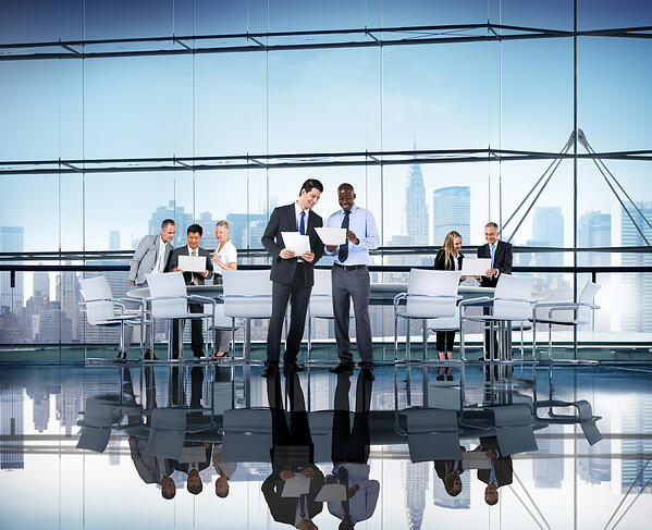 types of business consultants