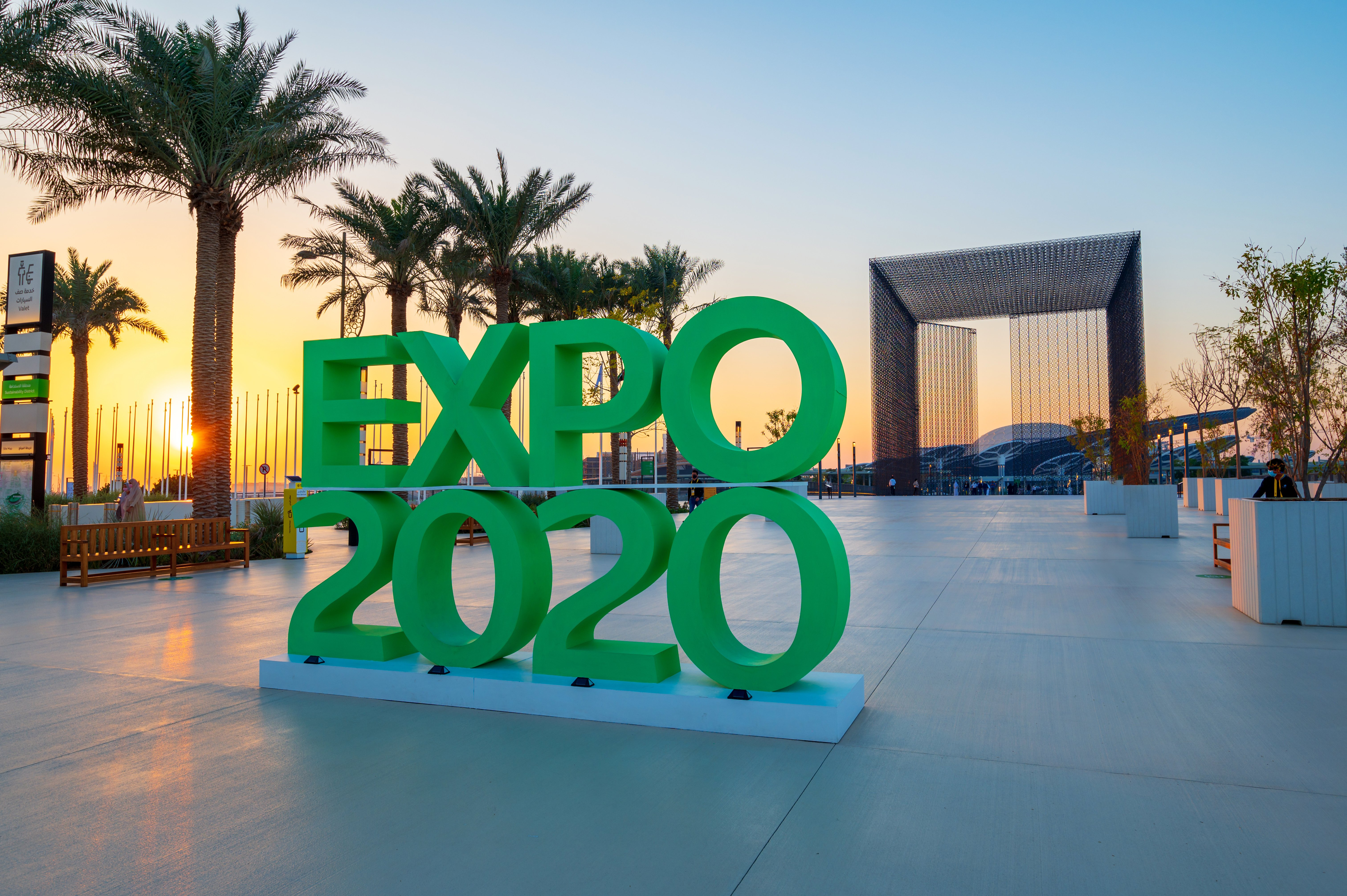 how to use digital marketing to stand out at Expo 2020