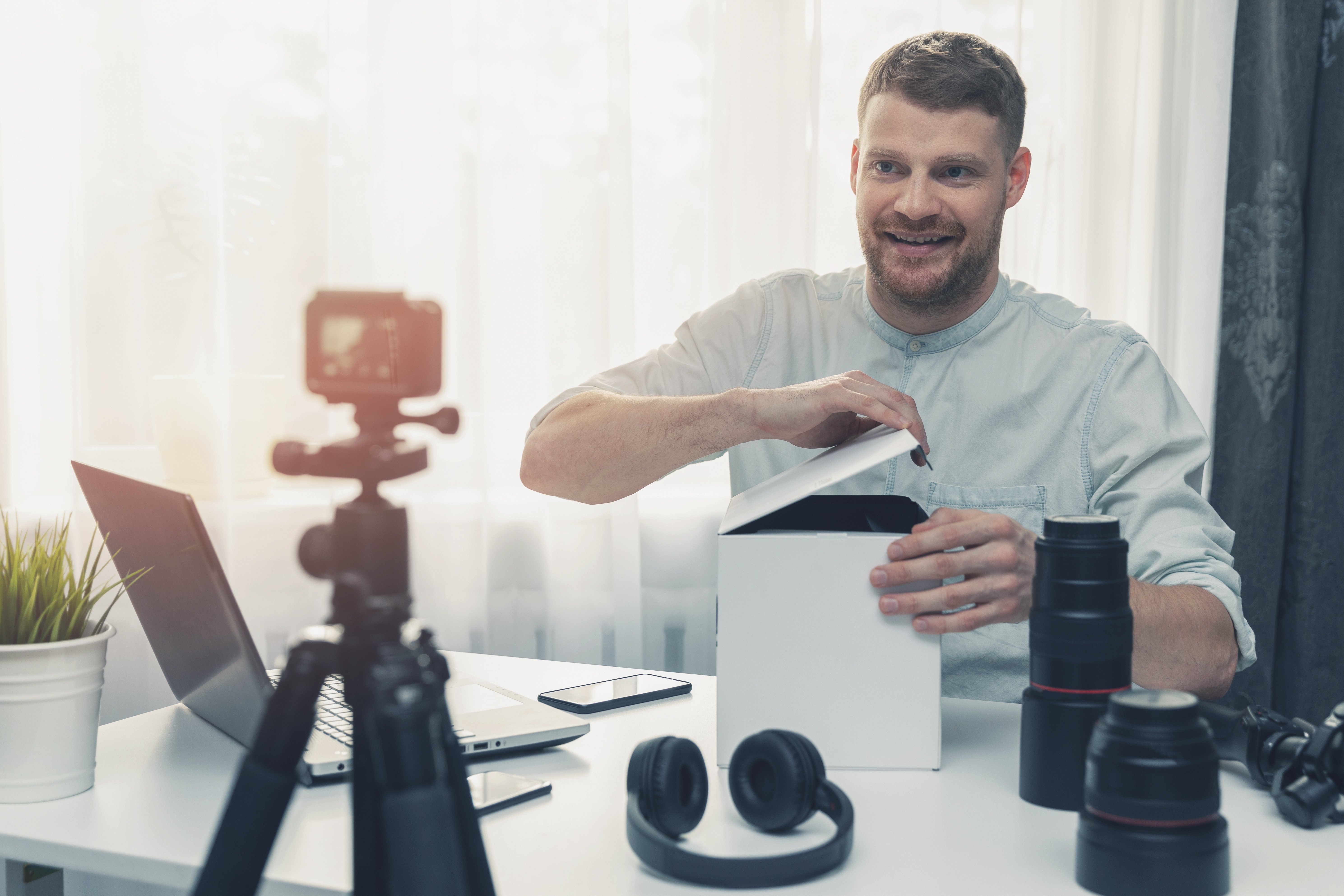latest video production equipment