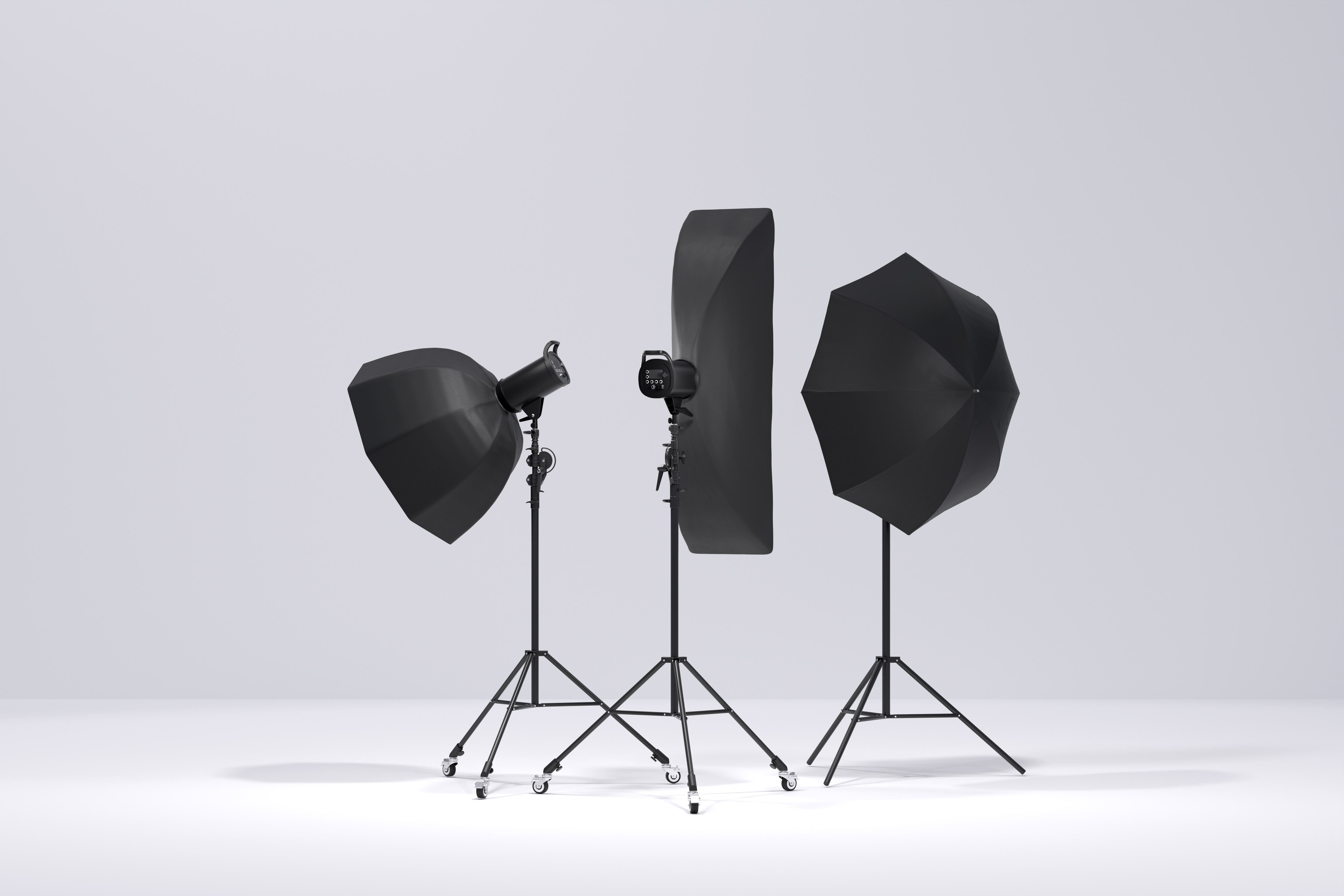 how to create video studio on a budget